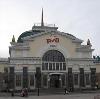 Железнодорожные вокзалы в Приморско-Ахтарске