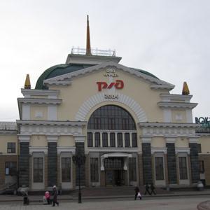 Железнодорожные вокзалы Приморско-Ахтарска